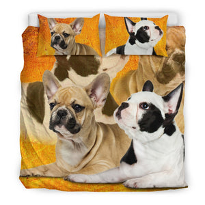 French Bulldog - Love Bedding Set - Frenchie Bulldog Shop