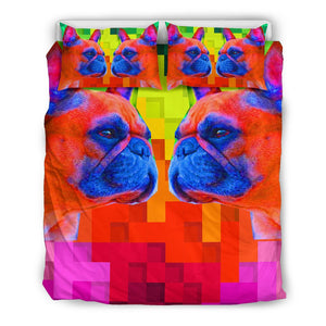 French Bulldog Abstract Colorful Style - frenchie Shop