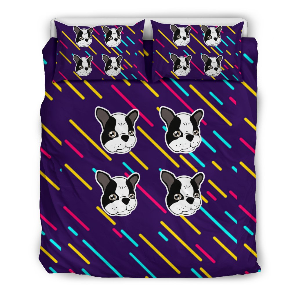 French Bulldog Black with Sprinkle Style - Frenchie Bulldog Shop