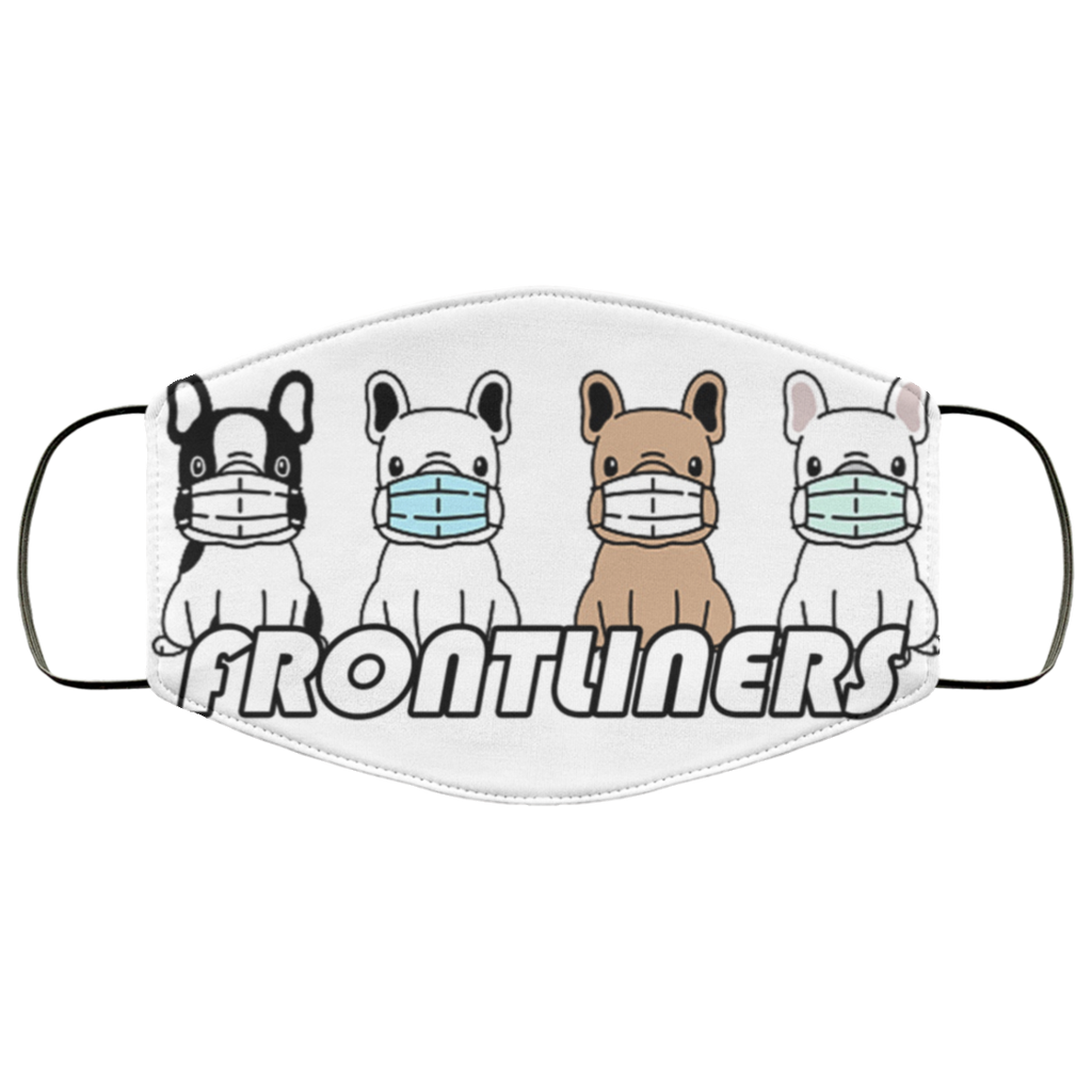 Frontliners - Fashion Face Mask