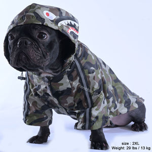 The Ultimate Winter Jacket for Frenchies (WS33) - Frenchie Bulldog Shop