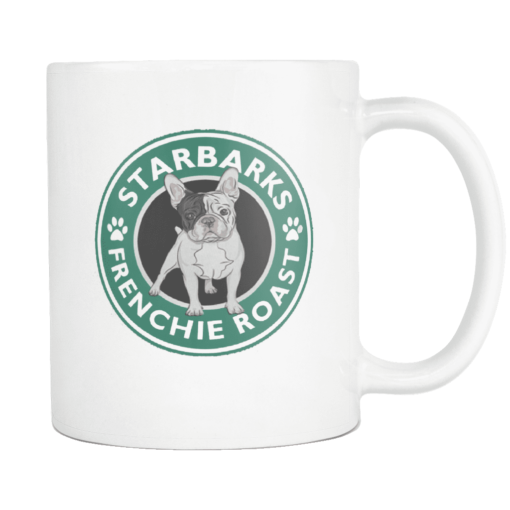 Starbucks Frenchie - Mug
