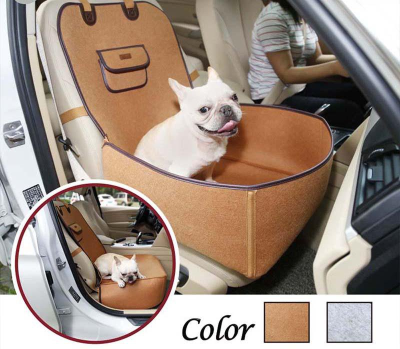 Seat Cover Protector for Cars (WS89) - Frenchie Bulldog Shop