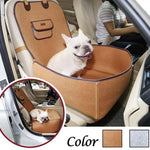 Seat Cover Protector for Cars - frenchie Shop