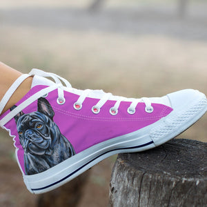 High Top Shoe - The Frenchie