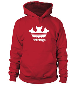 Adidogs - T-Shirt and Hoodies