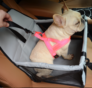 Seat Cover V4 (WS54) - Frenchie Bulldog Shop