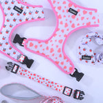 My Valentine - Frenchie Harness By MeeLo - Frenchie Bulldog Shop