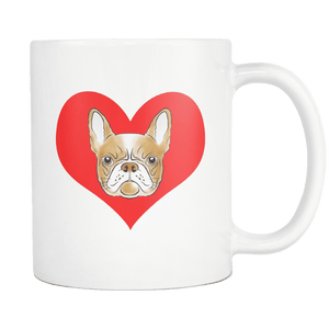 Frenchie Love - Mug