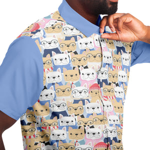 Frenchie style - Men Shirt - Frenchie Bulldog Shop