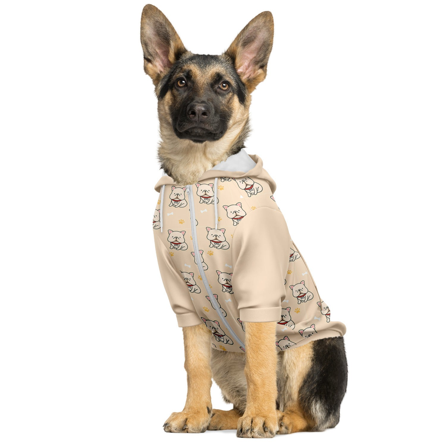 Stitch - French Bulldog hoodie - Frenchie Bulldog Shop