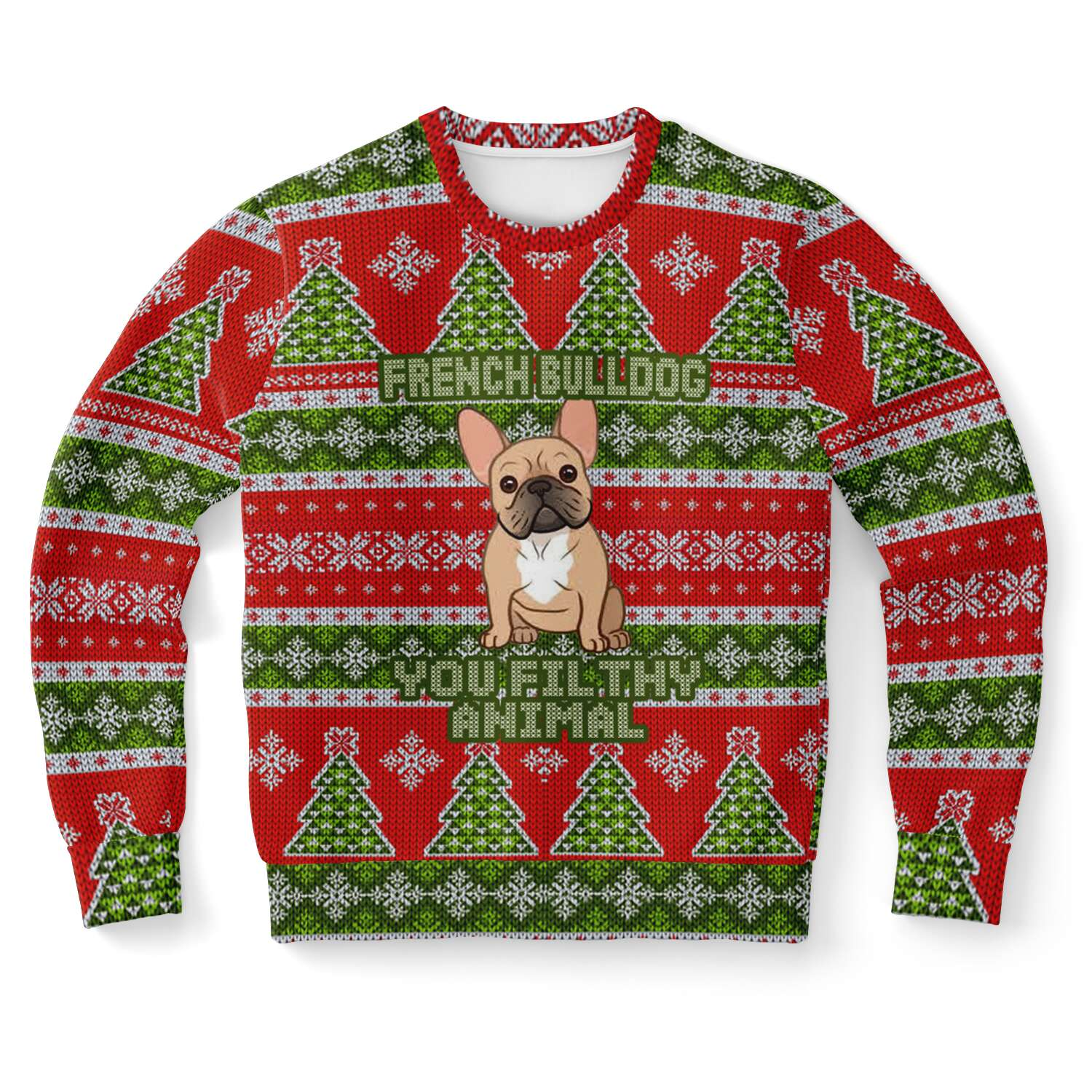 Lucy - French Bulldog Sweater - Frenchie Bulldog Shop