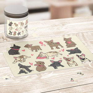 Daisy French Bulldog - Puzzle - Frenchie Bulldog Shop