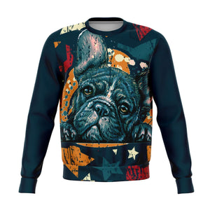Oliver French Bulldog Sweater - Frenchie Bulldog Shop