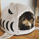 House for frenchie (shark Bed) - frenchie Shop