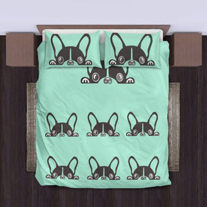 Bedding Set for frenchies lovers