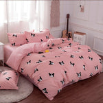 Cute Bed Sheet for french bullddog lovers - Frenchie Bulldog Shop