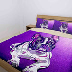 The Purple Frenchie - Beddig Set - frenchie Shop