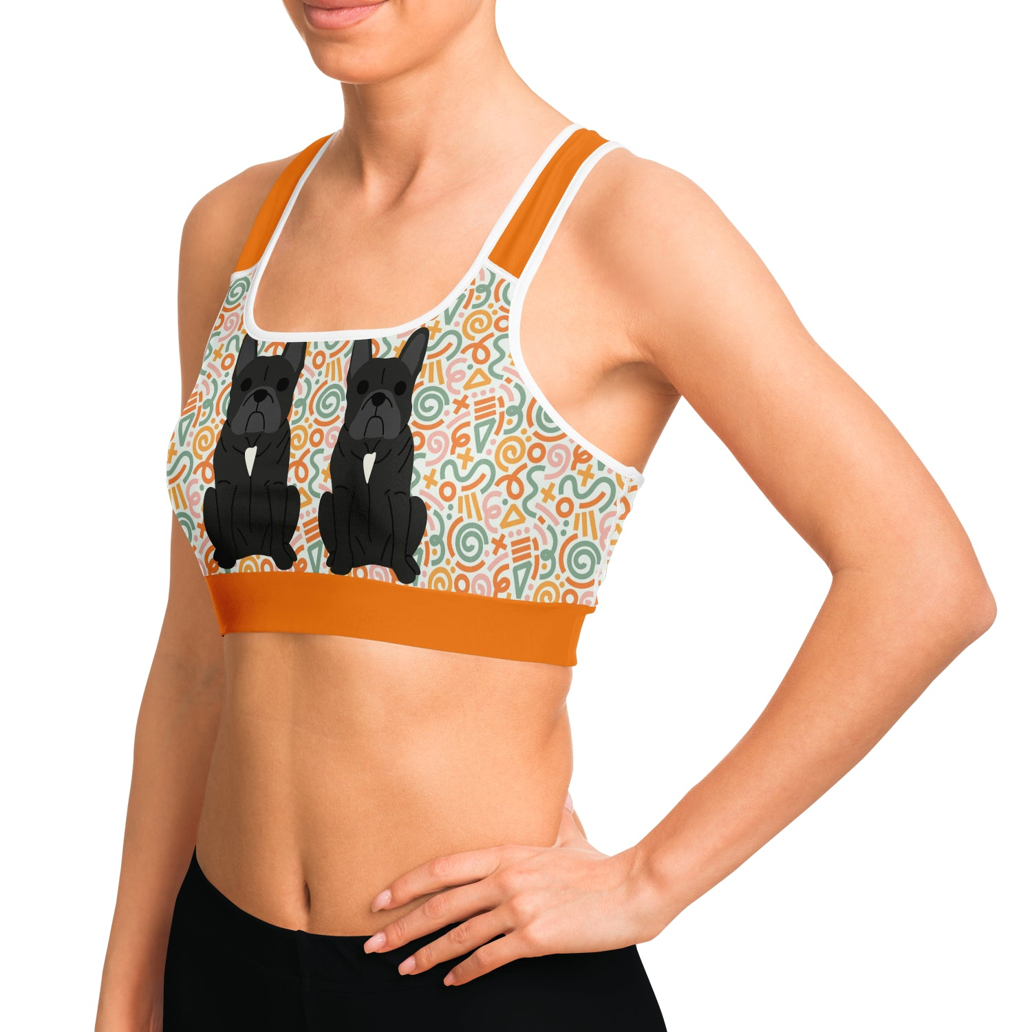 Jackline-sports-bra - Frenchie Bulldog Shop