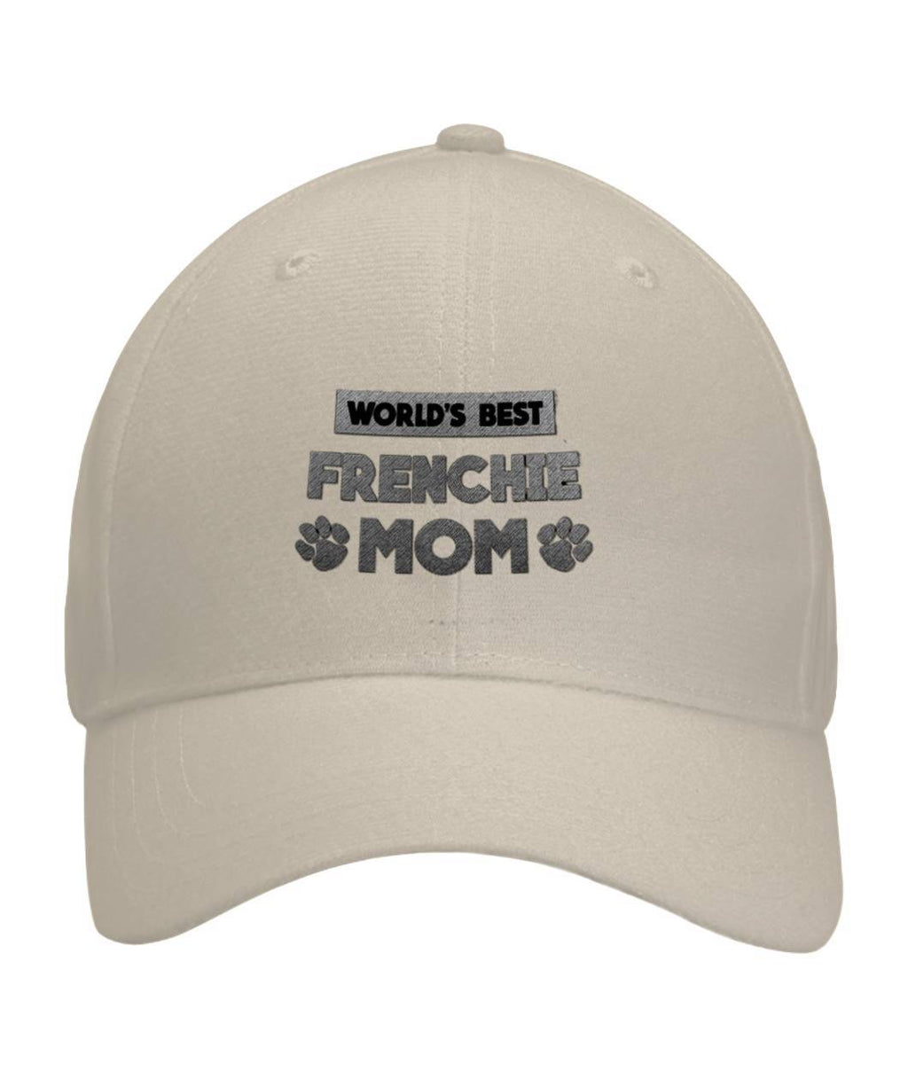Frenchie Mom 2 - Hat - Frenchie Bulldog Shop