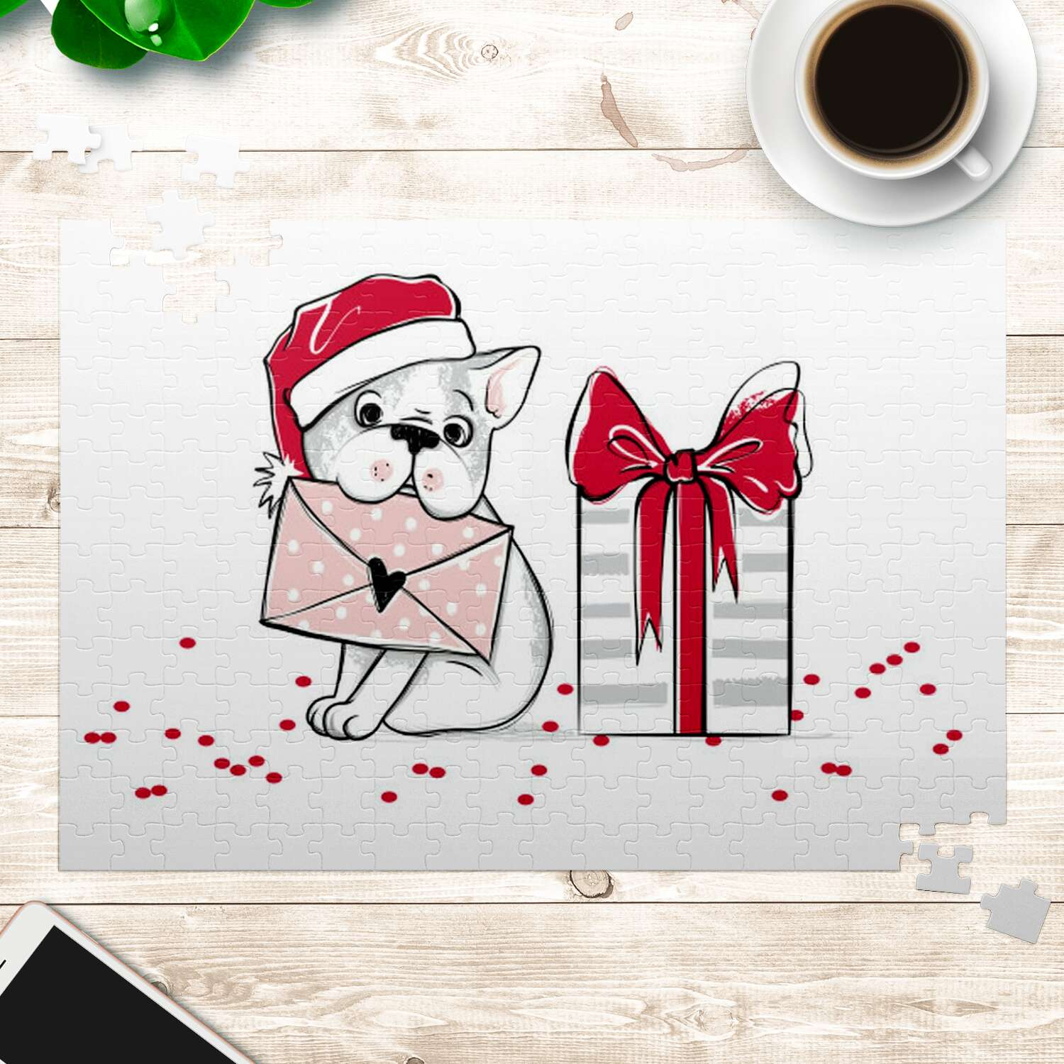 Gracie French Bulldog Puzzle - Frenchie Bulldog Shop