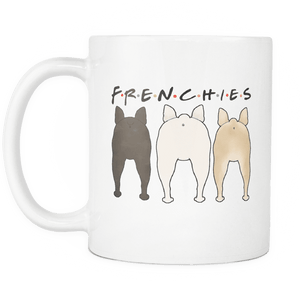 Frenchie Butt - Mug
