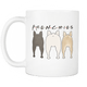 Frenchie Butt - Mug - frenchie Shop