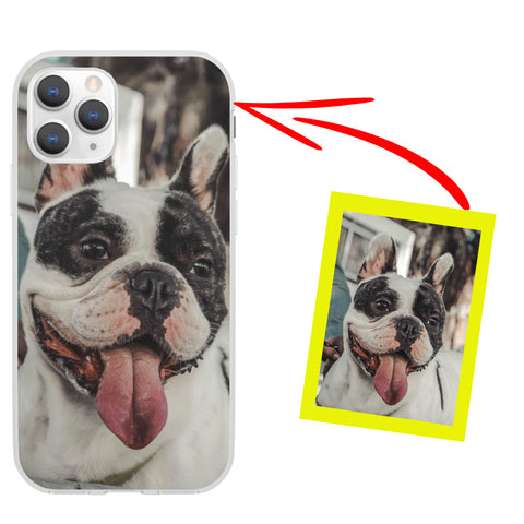Custom Phone Cases For iPhone - frenchie Shop