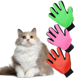 Pet Hair Removal Glove For Dogs & Cats - frenchie Shop