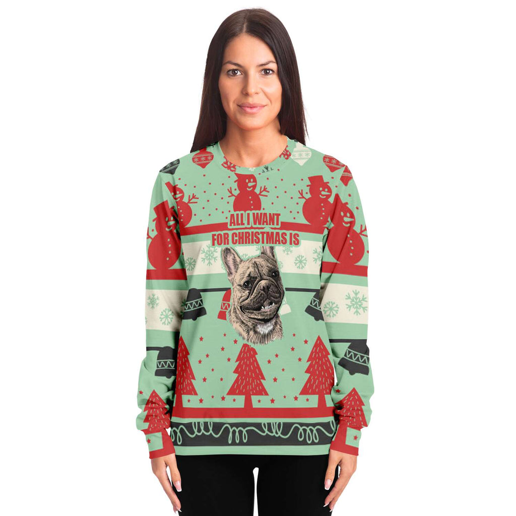 Stitch - French Bulldog Sweater - Frenchie Bulldog Shop