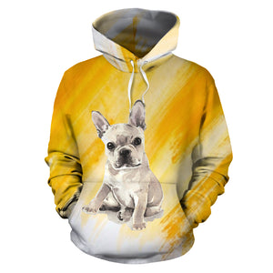 Puppy Frenchie - French Bulldog Hoodie - frenchie Shop