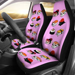 Frenchie Sushi - Car Seat covers - frenchie Shop