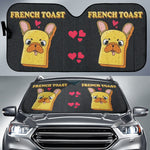 Archie - Auto Sun Shades - Frenchie Bulldog Shop