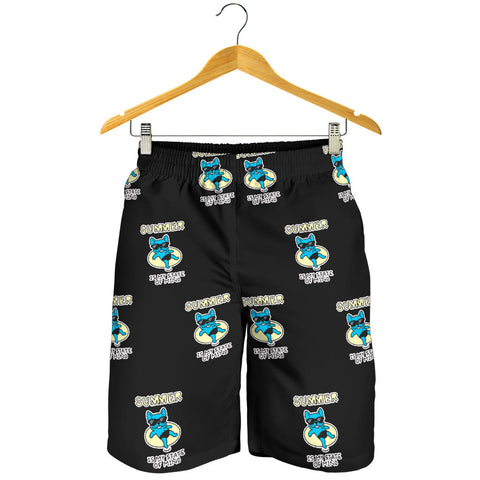 Summer Frenchie - French Bulldog Men Short - frenchie Shop