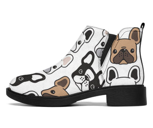 Cute Frenchie - French Bulldog Fashion Boots - frenchie Shop