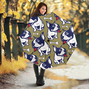 Funny Multi Frenchie - French Bulldog Umbrella - frenchie Shop