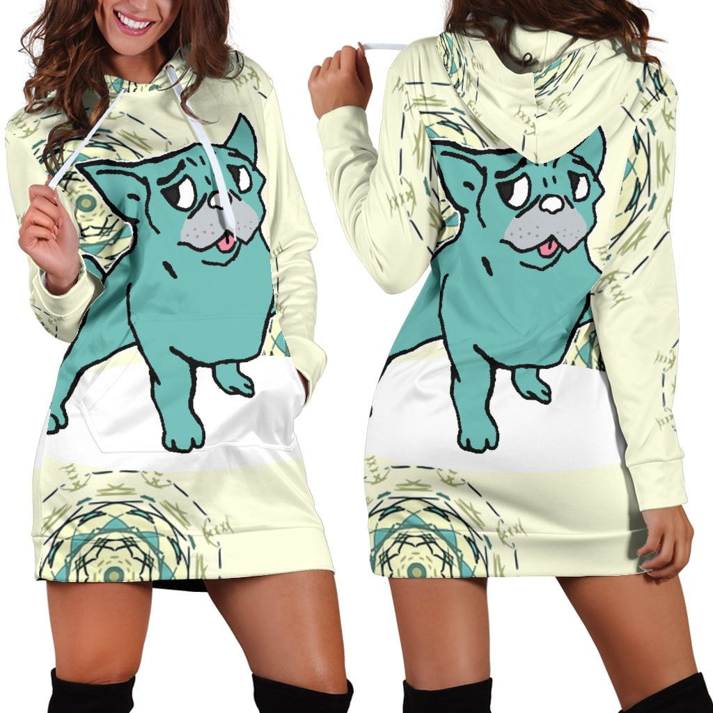 Cooper - Women Hoodie - Frenchie Bulldog Shop
