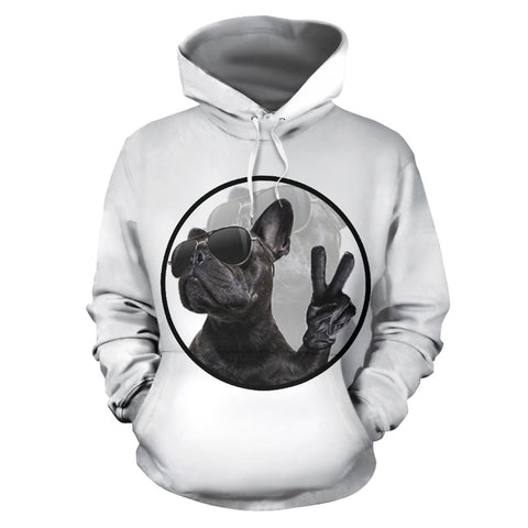 Cool Frenchie - French Bulldog Hoodie - frenchie Shop