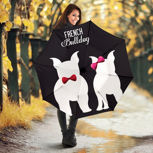 Love Frenchie - French Bulldog Umbrella - frenchie Shop