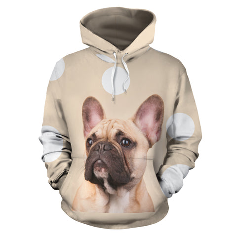 Brown Frenchie Cute - French Bulldog Hoodie - frenchie Shop