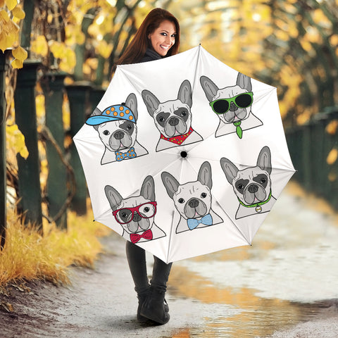 Funny Cool Frenchie - French Bulldog Umbrella - frenchie Shop