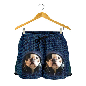 Cute Frenchie - French Bulldog Women Short - frenchie Shop