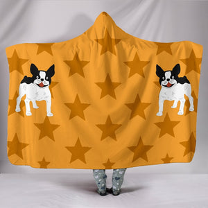 French Bulldog Orange Star