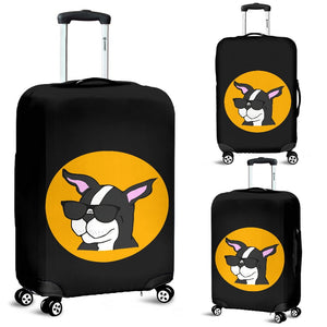 French Bulldog with Sunglasses Luggage