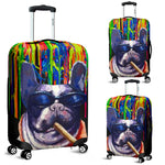 Milo - Luggage Covers - Frenchie Bulldog Shop