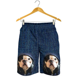 Cute Frenchie - French Bulldog Men Short - frenchie Shop
