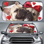 Lovable Frenchie - French Bulldog Auto Sun Shades - frenchie Shop