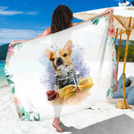 Alfie - Sarong - Frenchie Bulldog Shop
