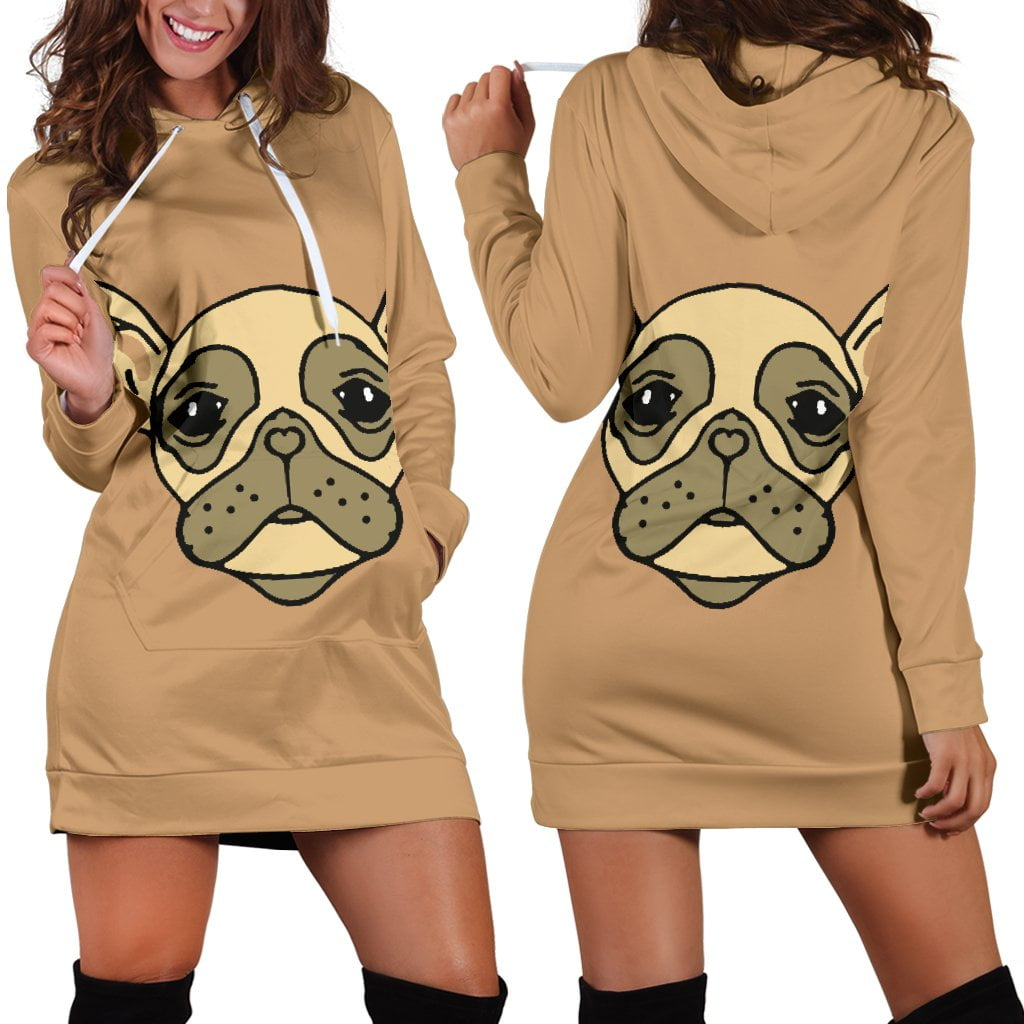French Bulldog Brown Cute - frenchie Shop