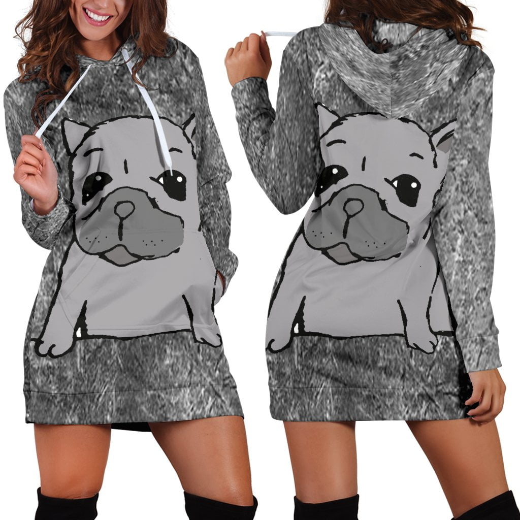 Roxy - Women's Hoodie - Frenchie Bulldog Shop